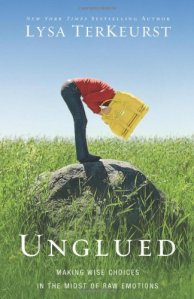 Unglued by Lysa Turkhurst