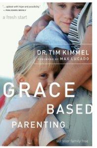 Grace Based Parenting by Dr. Tim Kimmel