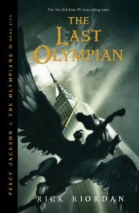 The Last Olympian (Percy Jackson and the Olympians series #5)