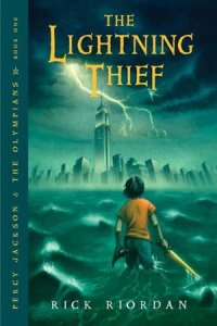 The Lightening Thief (First book in the Percy Jackson series)