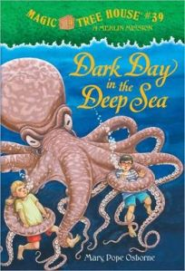 Dark Day in the Deep Sea (Magic Tree House book #39)