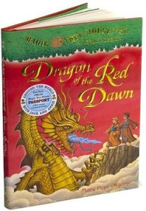 Dragon of the Red Dawn (Magic Tree House book #37)