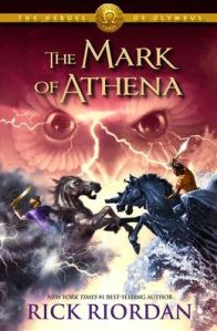 Mark of Athena by Rick Riordian