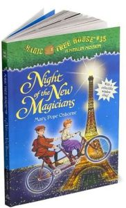 Night of the New Magicians (Magic Tree House book #35)