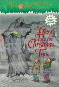 A Ghost Tale for Christmas by Mary Pope Osborne (Magic Tree House Book # 44)