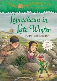 Leprechaun In Late Winter by Mary Pope Osborne (Magic Tree House # 43)