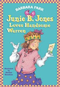 Junie B. Jones Loves Handsome Warren by Barbara Park